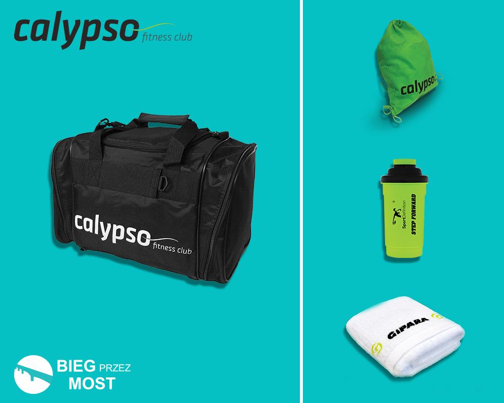 ebb950b6cd9d0 Bieg przez Most – Nagrody i dodatki w pakietach od Calypso Fitness